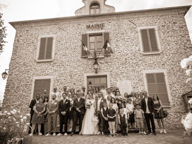 Le mariage de Sacha et Vanessa à Condé-sur-Vesgre, Yvelines 42