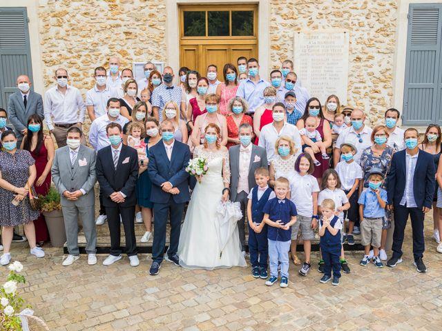Le mariage de Sacha et Vanessa à Condé-sur-Vesgre, Yvelines 43