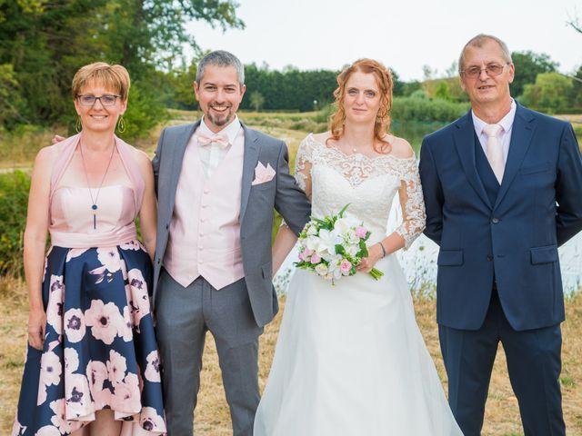 Le mariage de Sacha et Vanessa à Condé-sur-Vesgre, Yvelines 45
