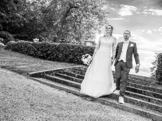 Le mariage de Sacha et Vanessa à Condé-sur-Vesgre, Yvelines 54