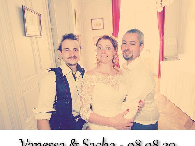 Le mariage de Sacha et Vanessa à Condé-sur-Vesgre, Yvelines 79