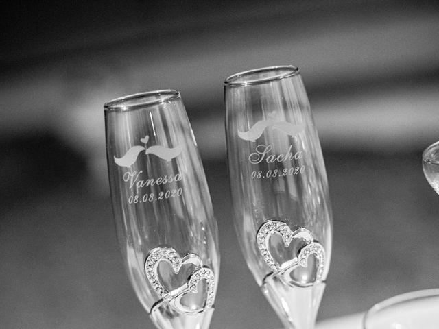 Le mariage de Sacha et Vanessa à Condé-sur-Vesgre, Yvelines 81