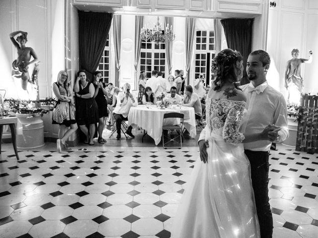 Le mariage de Sacha et Vanessa à Condé-sur-Vesgre, Yvelines 89