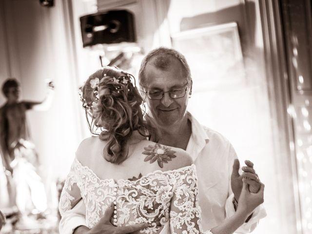 Le mariage de Sacha et Vanessa à Condé-sur-Vesgre, Yvelines 90