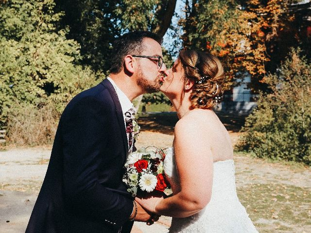 Le mariage de Fabien et Lily à Douvrin, Pas-de-Calais 1