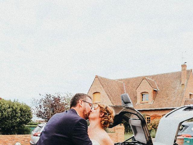 Le mariage de Fabien et Lily à Douvrin, Pas-de-Calais 5