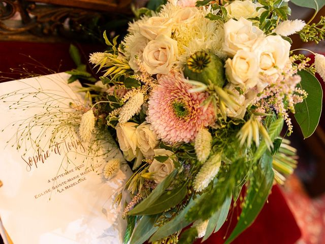 Le mariage de Tony et Sophie à La Madeleine, Nord 2