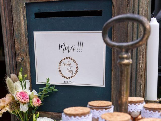 Le mariage de Tony et Sophie à La Madeleine, Nord 9