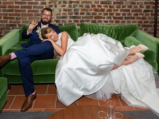 Le mariage de Tony et Sophie à La Madeleine, Nord 14