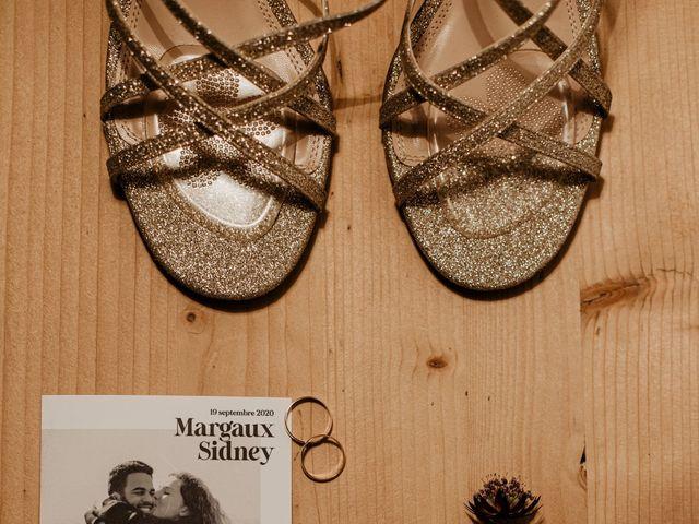Le mariage de Sidney et Margaux à Nantes, Loire Atlantique 3