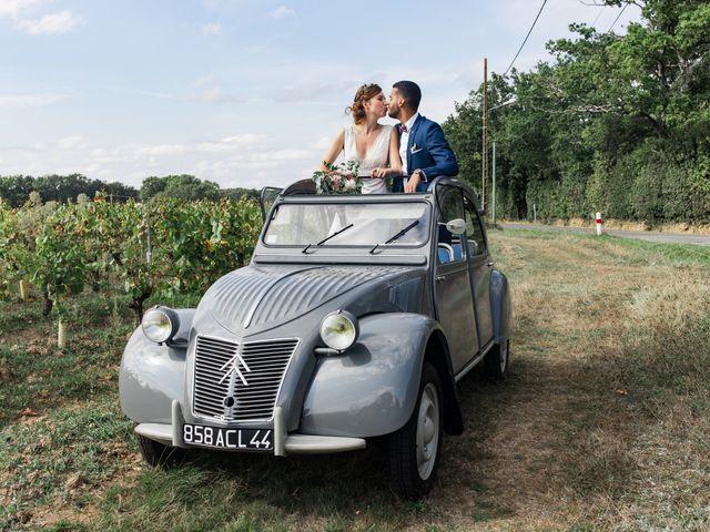 Le mariage de Sidney et Margaux à Nantes, Loire Atlantique 1