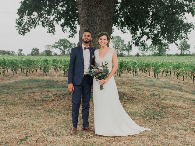 Le mariage de Sidney et Margaux à Nantes, Loire Atlantique 9