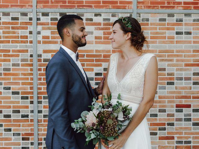 Le mariage de Margaux et Sidney