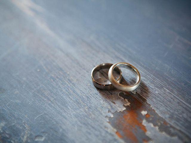 Le mariage de Vincent et Amélie à Génolhac, Gard 1
