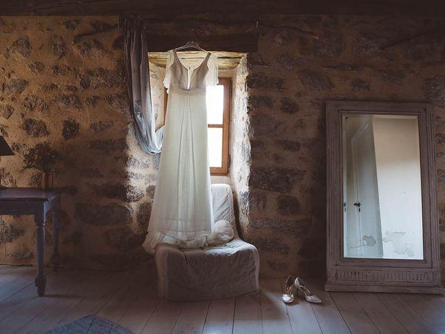 Le mariage de Vincent et Amélie à Génolhac, Gard 2