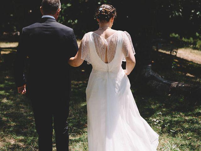 Le mariage de Vincent et Amélie à Génolhac, Gard 10