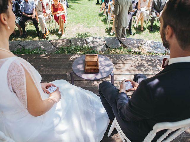 Le mariage de Vincent et Amélie à Génolhac, Gard 12
