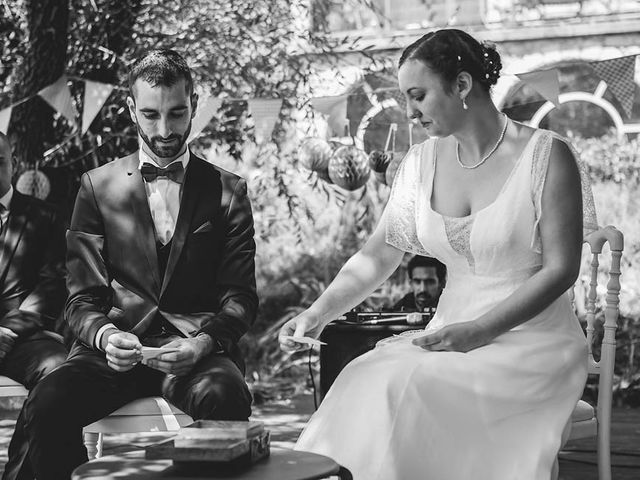 Le mariage de Vincent et Amélie à Génolhac, Gard 15