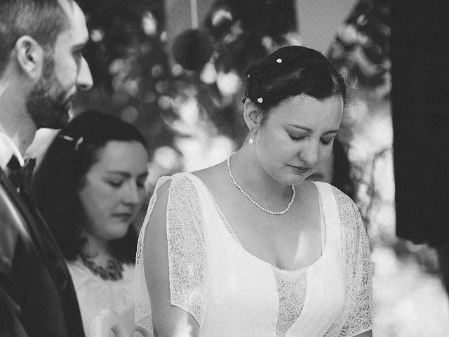 Le mariage de Vincent et Amélie à Génolhac, Gard 16