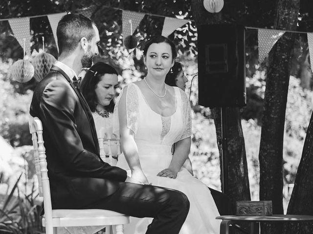 Le mariage de Vincent et Amélie à Génolhac, Gard 18