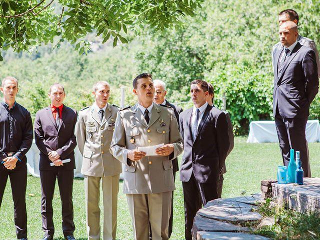 Le mariage de Vincent et Amélie à Génolhac, Gard 19