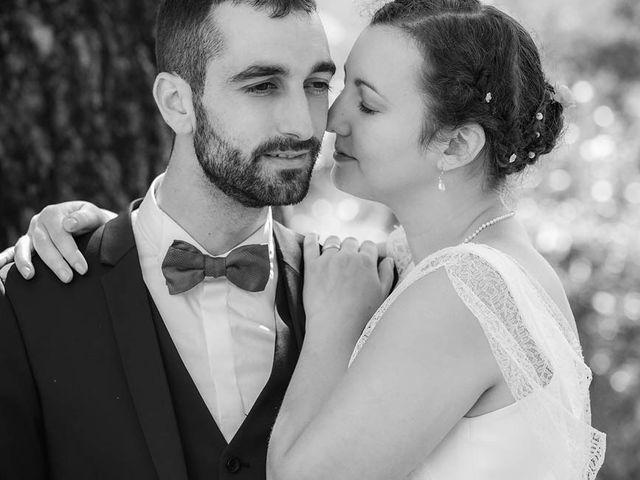 Le mariage de Vincent et Amélie à Génolhac, Gard 23