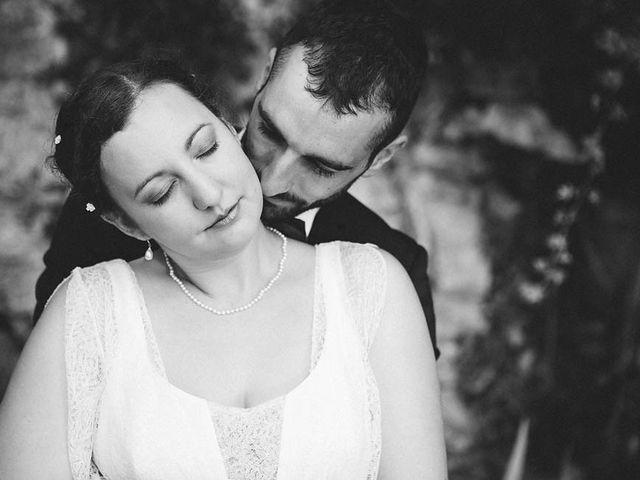 Le mariage de Vincent et Amélie à Génolhac, Gard 24