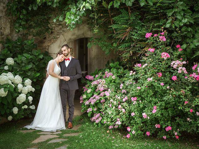 Le mariage de Vincent et Amélie à Génolhac, Gard 28