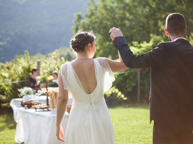 Le mariage de Vincent et Amélie à Génolhac, Gard 29