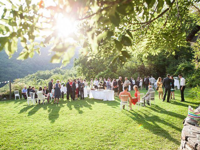 Le mariage de Vincent et Amélie à Génolhac, Gard 34