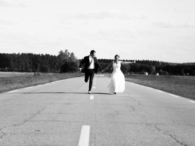 Le mariage de Véronique et Romain à Le Thuit-Signol, Eure 1