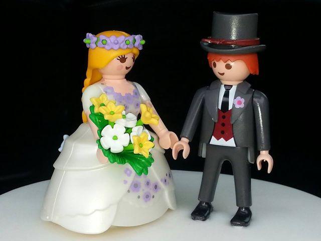 Le mariage de Véronique et Romain à Le Thuit-Signol, Eure 6