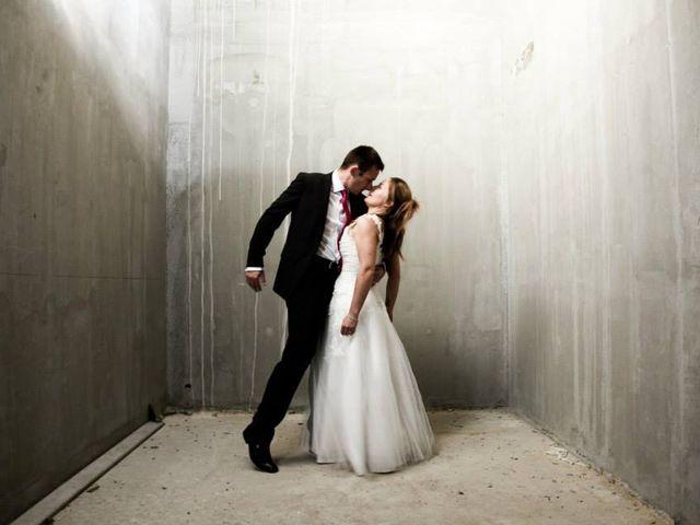 Le mariage de Véronique et Romain à Le Thuit-Signol, Eure 10