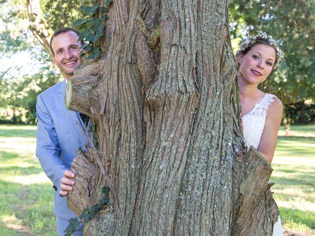 Le mariage de Pauline et Cyril