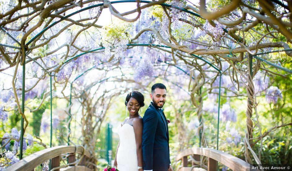 Le mariage de Hugo et Tania à Rueil-Malmaison, Hauts-de-Seine