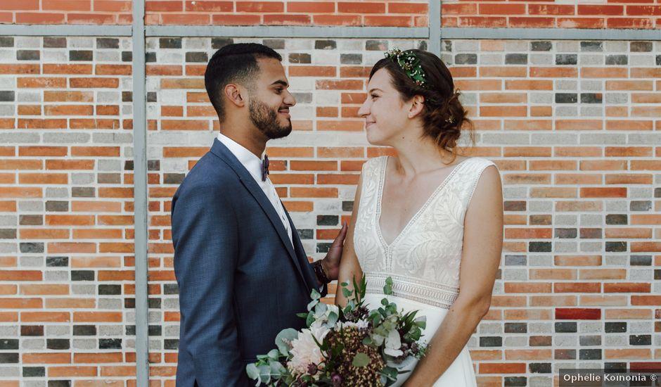 Le mariage de Sidney et Margaux à Nantes, Loire Atlantique