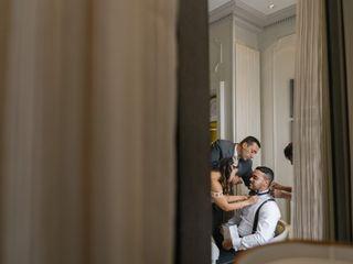 Le mariage de Raquel et Hezrell 2