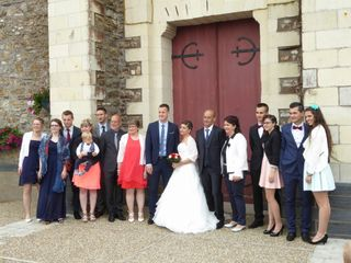 Le mariage de Mélissa et Matthieu 1