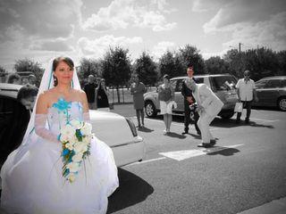 Le mariage de Gwendal et Elodie 1
