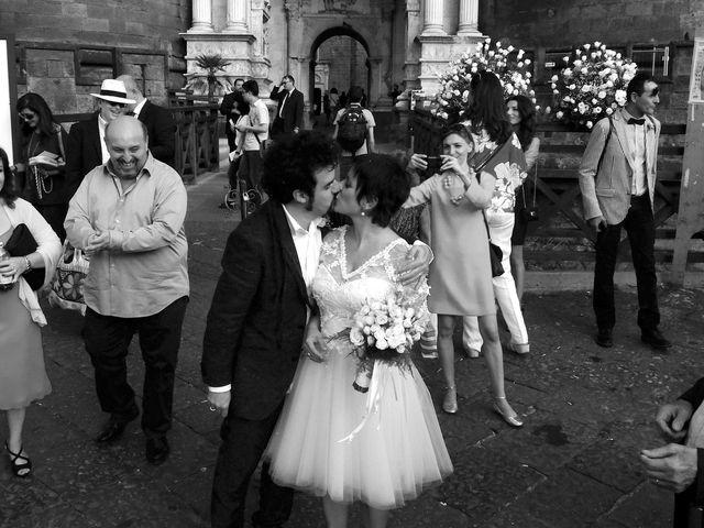 Le mariage de Alberta et Giovanni