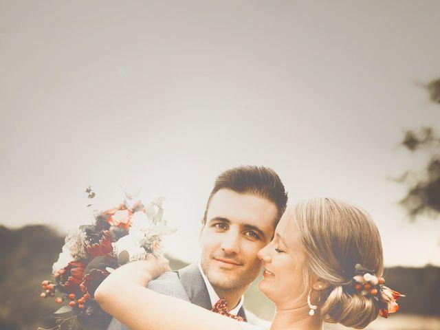 Le mariage de Rick et Marie à Saint-Christol-de-Rodières, Gard 3