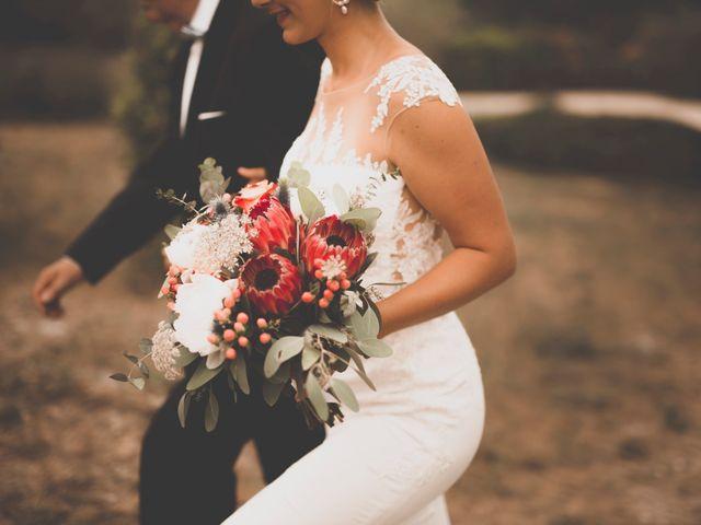 Le mariage de Rick et Marie à Saint-Christol-de-Rodières, Gard 23