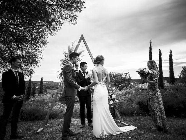 Le mariage de Rick et Marie à Saint-Christol-de-Rodières, Gard 24