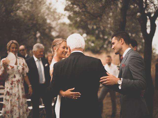 Le mariage de Rick et Marie à Saint-Christol-de-Rodières, Gard 25
