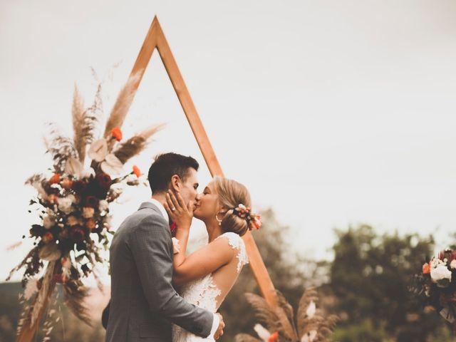 Le mariage de Rick et Marie à Saint-Christol-de-Rodières, Gard 26