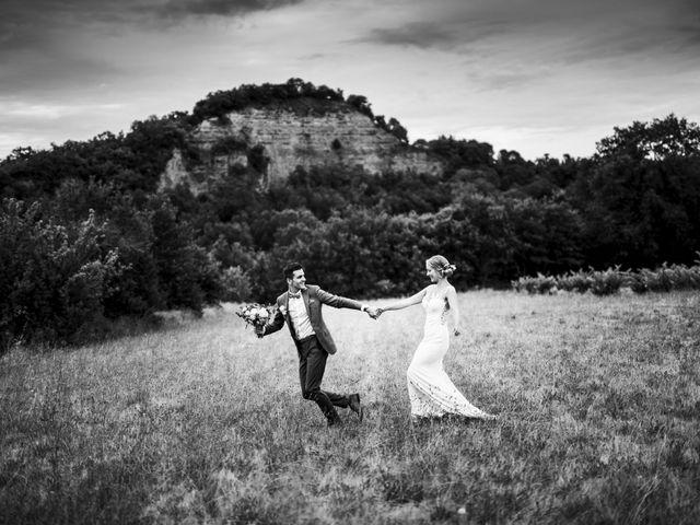 Le mariage de Rick et Marie à Saint-Christol-de-Rodières, Gard 49