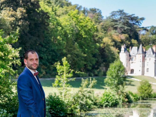 Le mariage de Guillaume et Lucie à Autrèche, Indre-et-Loire 3