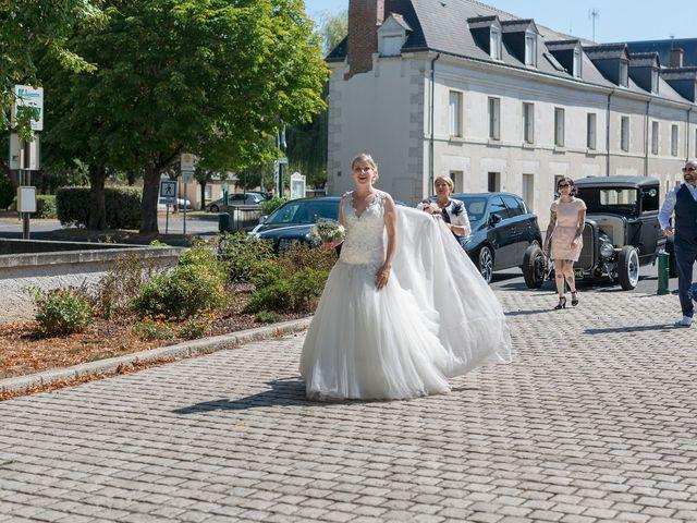 Le mariage de Guillaume et Lucie à Autrèche, Indre-et-Loire 6