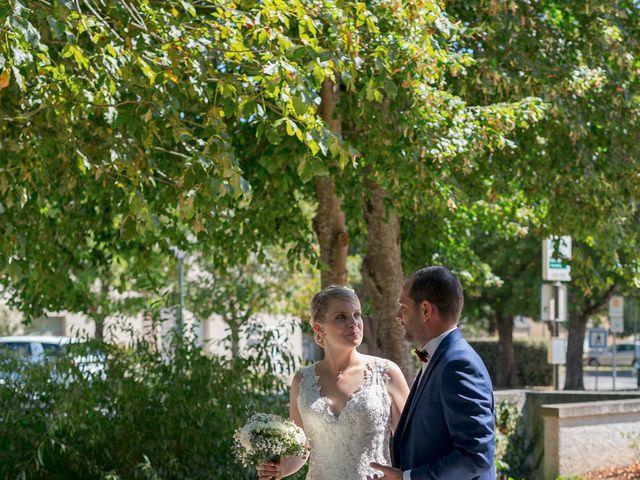 Le mariage de Guillaume et Lucie à Autrèche, Indre-et-Loire 9