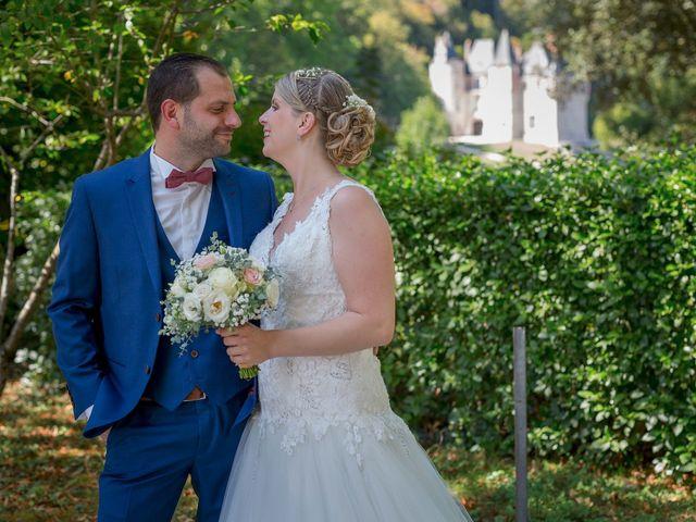 Le mariage de Guillaume et Lucie à Autrèche, Indre-et-Loire 11